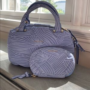 Cole Haan bag with coin purse
